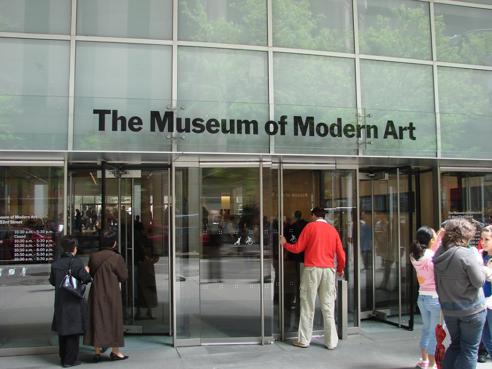 Museum of Modern Art New York